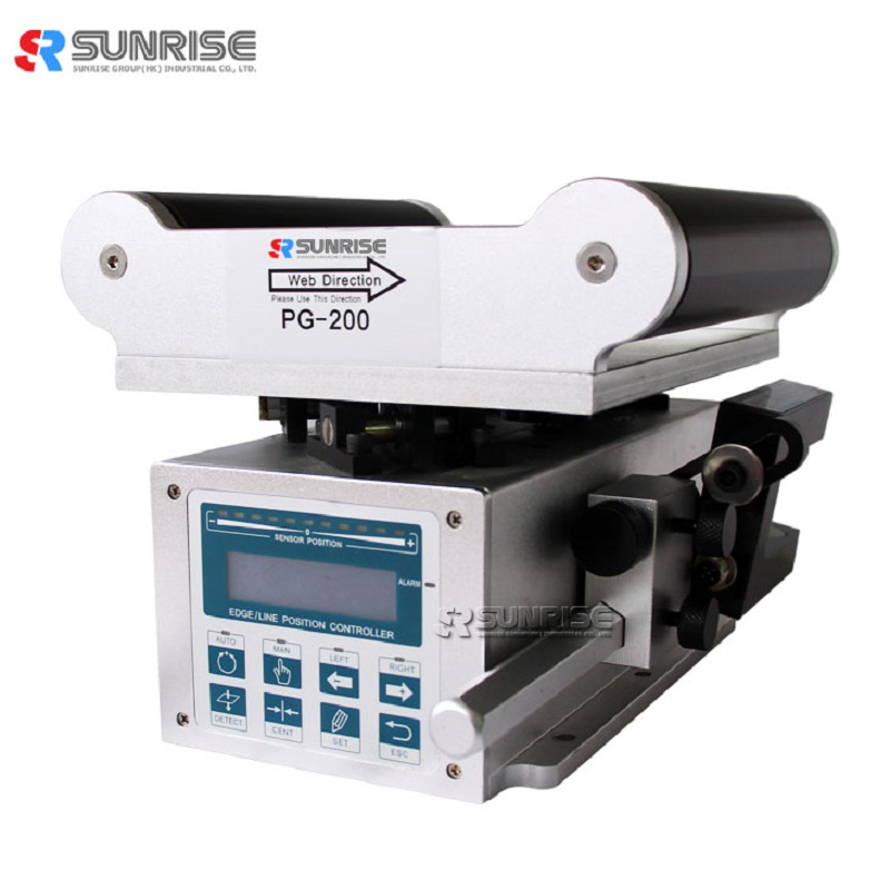 Web Guide Control System Steering Frame PG series for printing machine