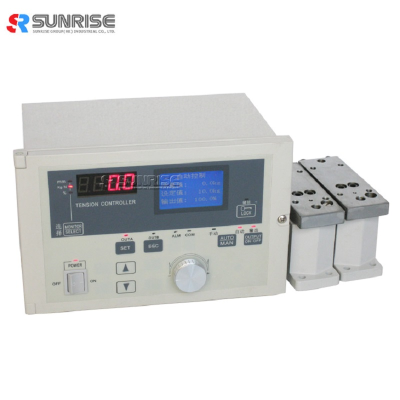 Automatic tension control system, STC-858A tension controller