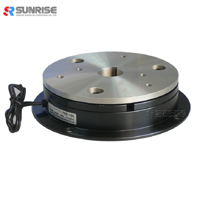 SUNRISE Price Visibility Industrial Machinery Parts Bearing Electromagnetic Brake FBD
