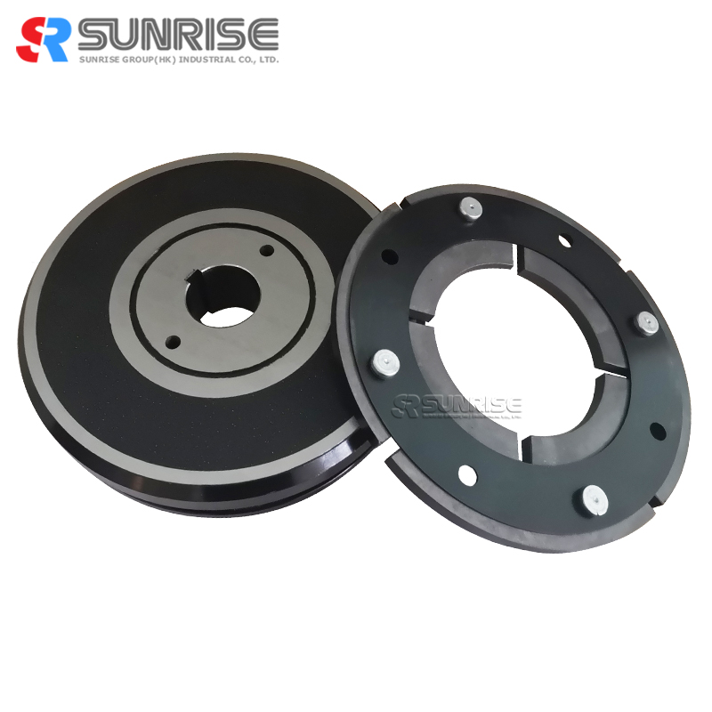 China SUNRISE Industrial Electromagnetic Clutch MCS series for Printing Machine