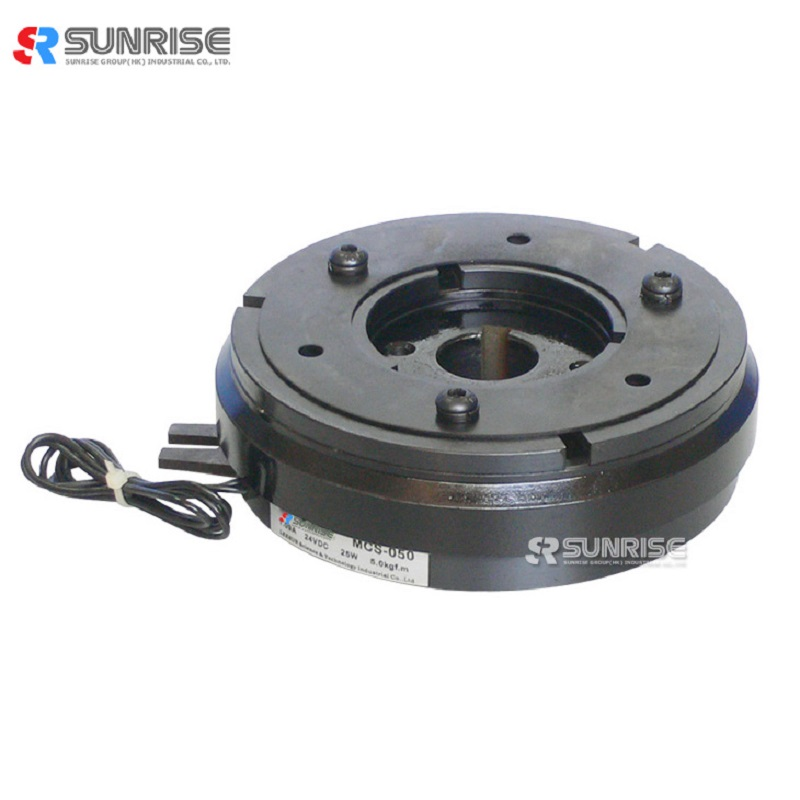 China SUNRISE Industrial Electromagnetic Clutch for Printing Machine MCS-1(-2)