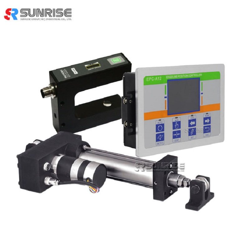 SUNRISE On Sales Torque Sensor Web Guiding Control System Photoelectric Sensor