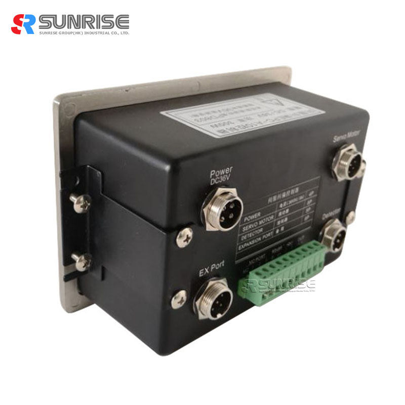 Web Guide Controller for Web Guiding Control System with sensor