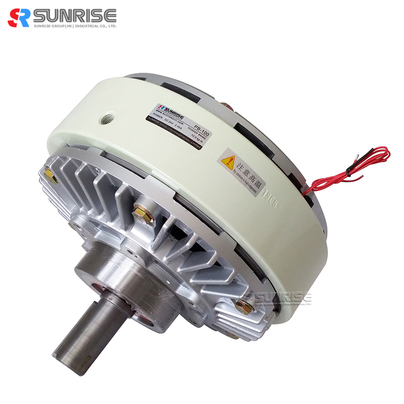 SUNRISE Supply High Precision Uniaxial Magnetic Powder Brake with Factory Price PB series