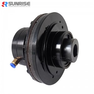 Direct manufacturer of air clutch and brake unit, pneumatic disc brake pneumatic clutch