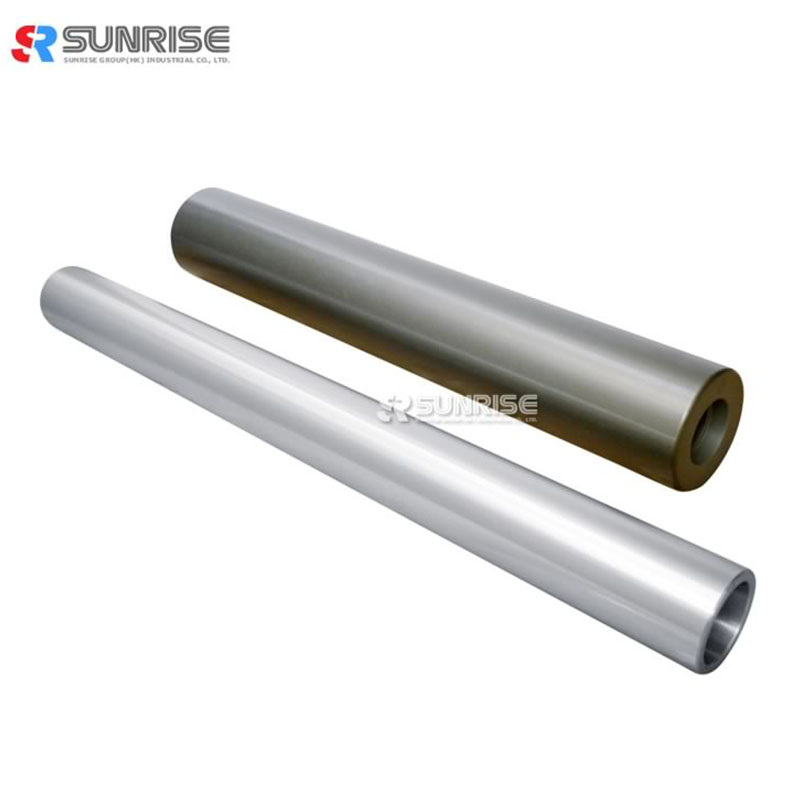 Aluminum Alloy Guide Roller for Paper Printing Machinery with factory price